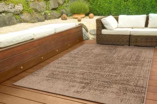 In- und Outdoor Teppich Dalarna Design - New Vintage