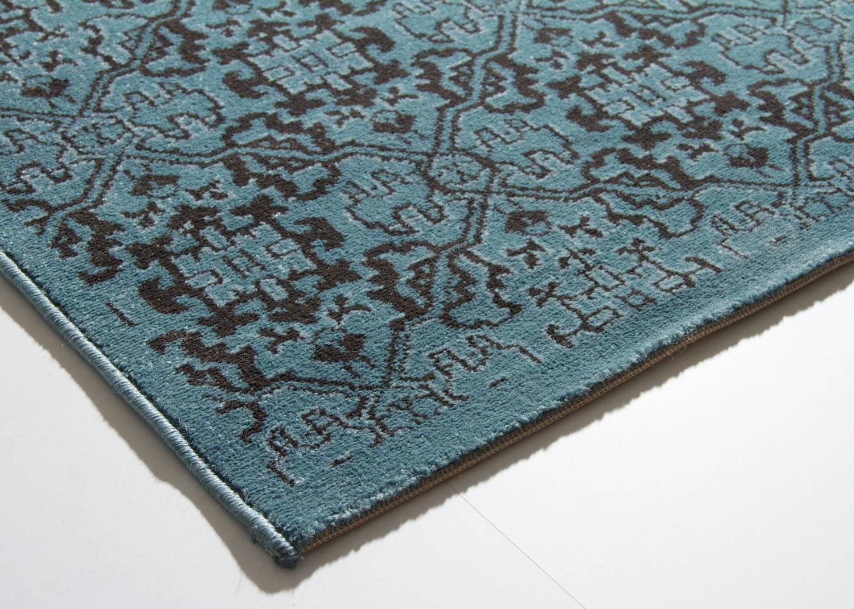 Designerteppich Dami - Kästchen