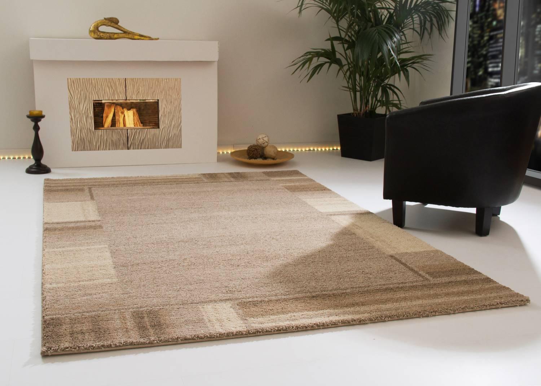Designerteppich Dijon - Bordüre