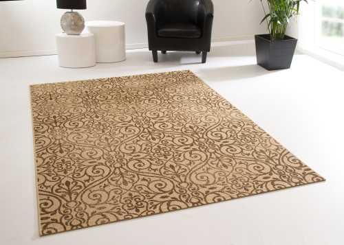 In- und Outdoor Teppich Gotland Design - Floral