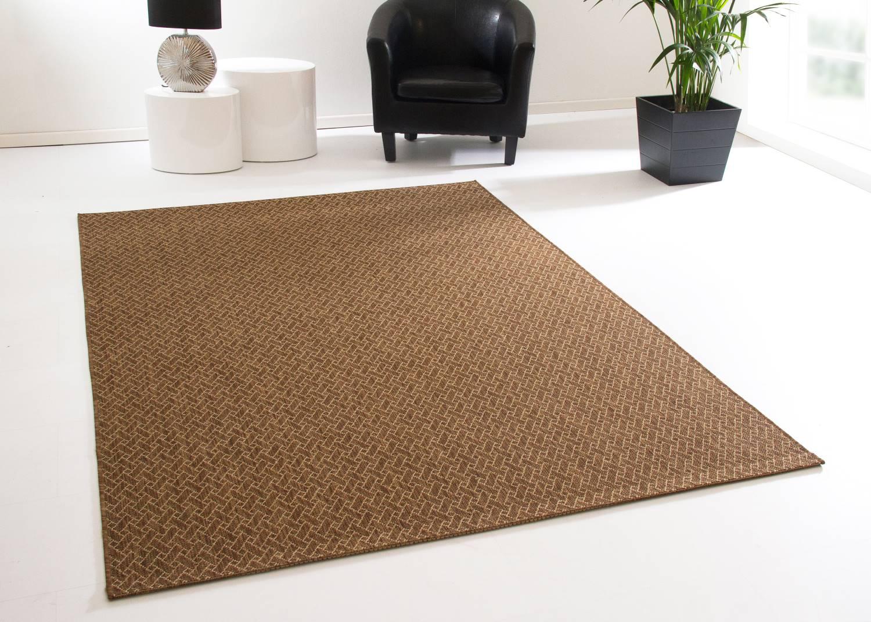 In- und Outdoor Teppich Gotland Design - Geometrisch