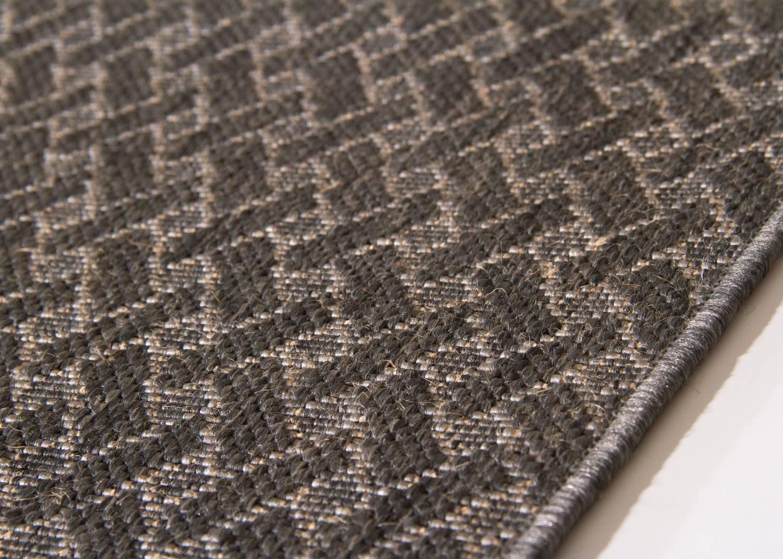 In- und Outdoor Teppich Gotland Design - Geometris