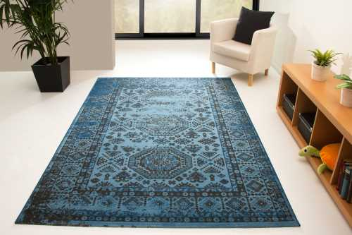 Designerteppich Karthago - Medaillon