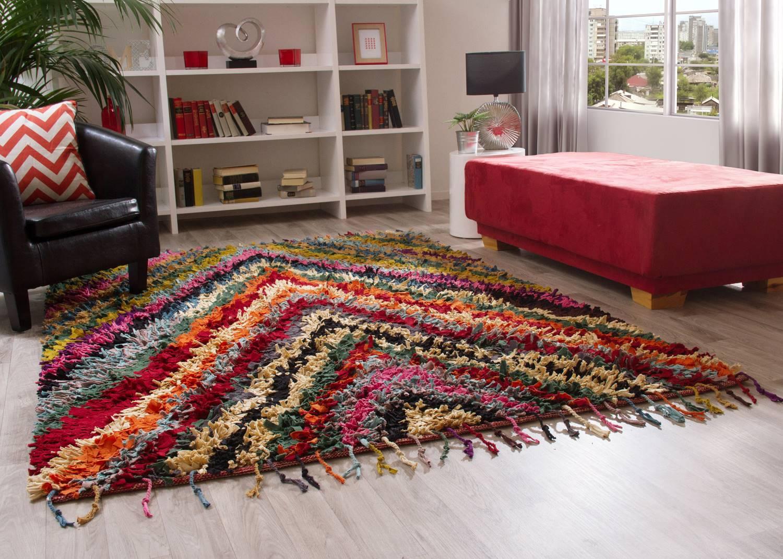 Designerteppich Manapouri - Arrowhead