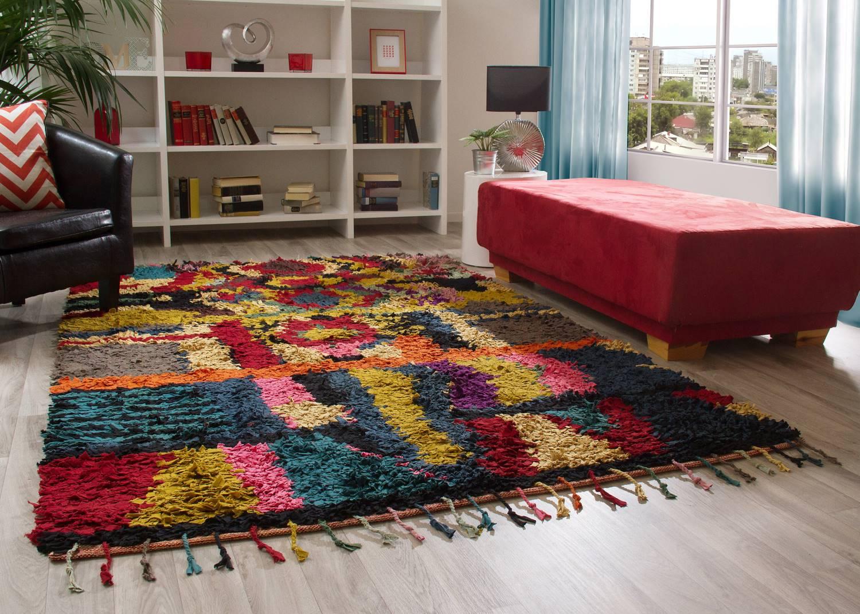 Designerteppich Manapouri - Artwork