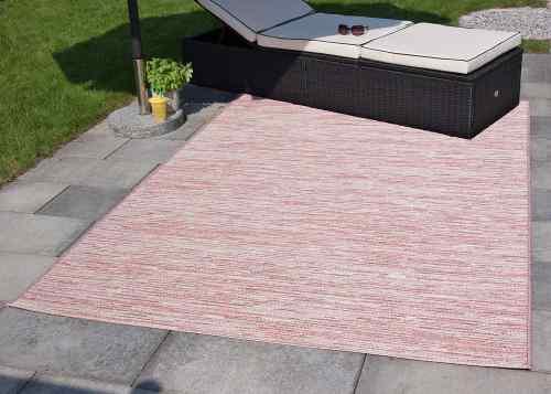 In- und Outdoor Teppich Mandal