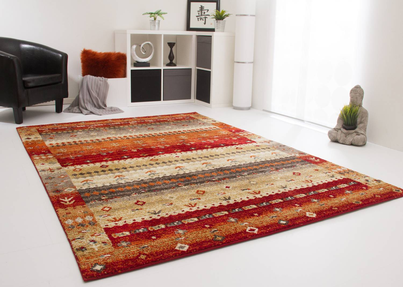 Designerteppich Nari Soft - Bordüre
