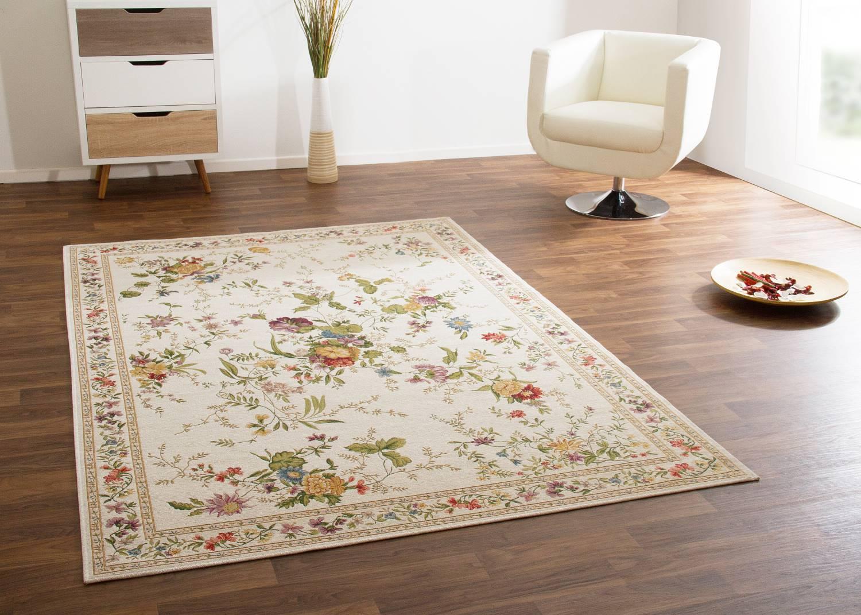 Designerteppich Roccoco - Flora