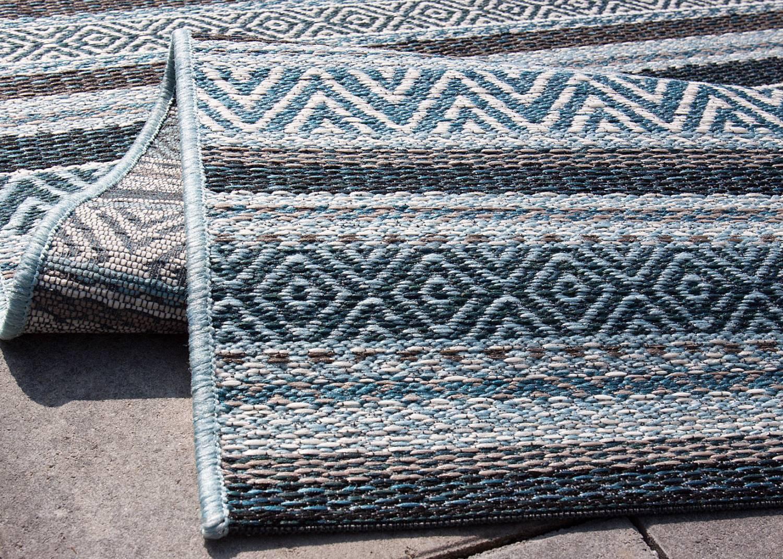 In- und Outdoor Teppich Varberg