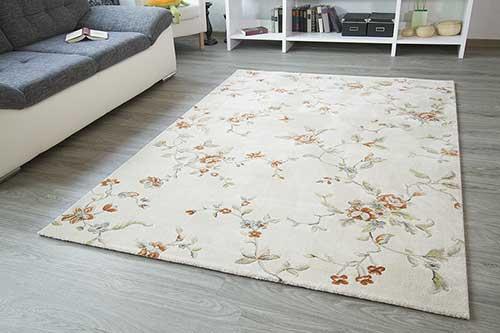 Designerteppich Garden - Flower