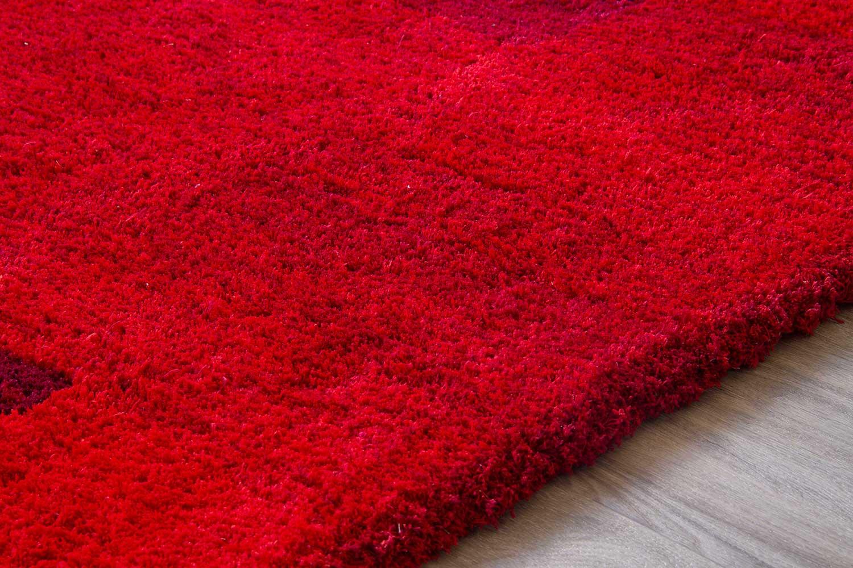 Moderner Astra Designer Teppich Livorno - Felder