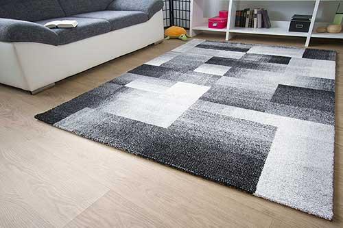 Designerteppich Modena - Felder
