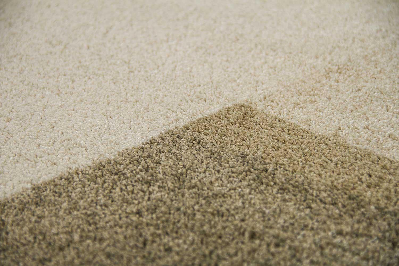 Designer Teppich Modern Seattle - Bordüre