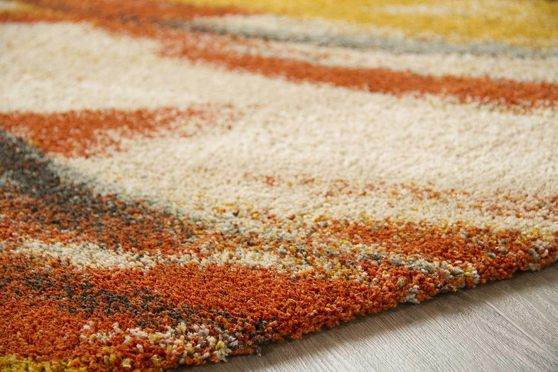 Designer Teppich Modern Seattle - Brush
