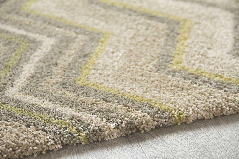 Designer Teppich Modern Seattle - Zickzack