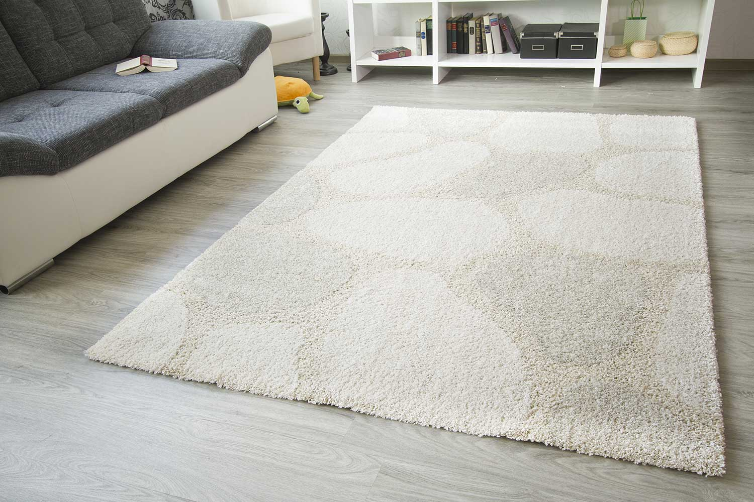Hochflor Teppich Funny  globalcarpet