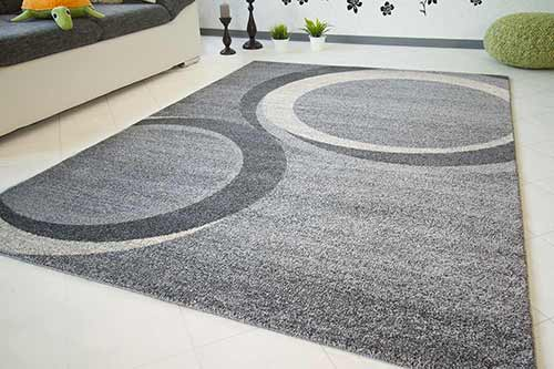 Designerteppich Beach - Circle