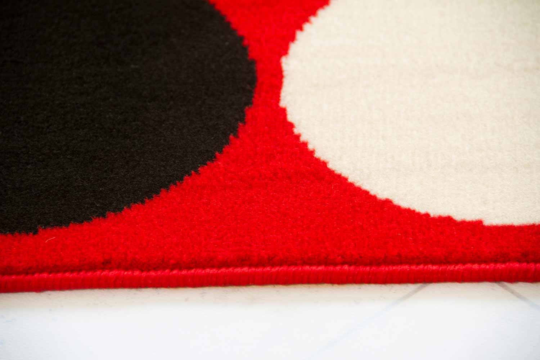 Moderner Designer Teppich Rimini - Points