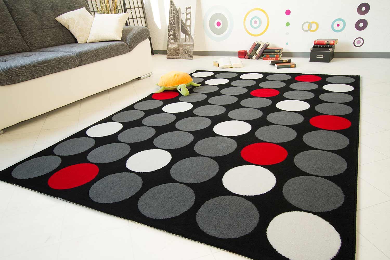 Designerteppich Rimini - Points