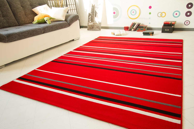 Designerteppich Rimini - Stripes