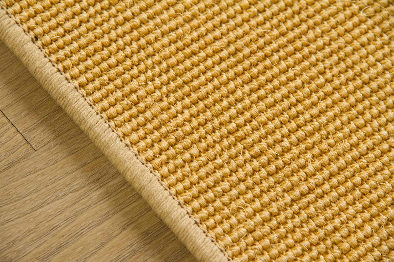 Sisal Teppich Acapulco  gekettelt  globalcarpet