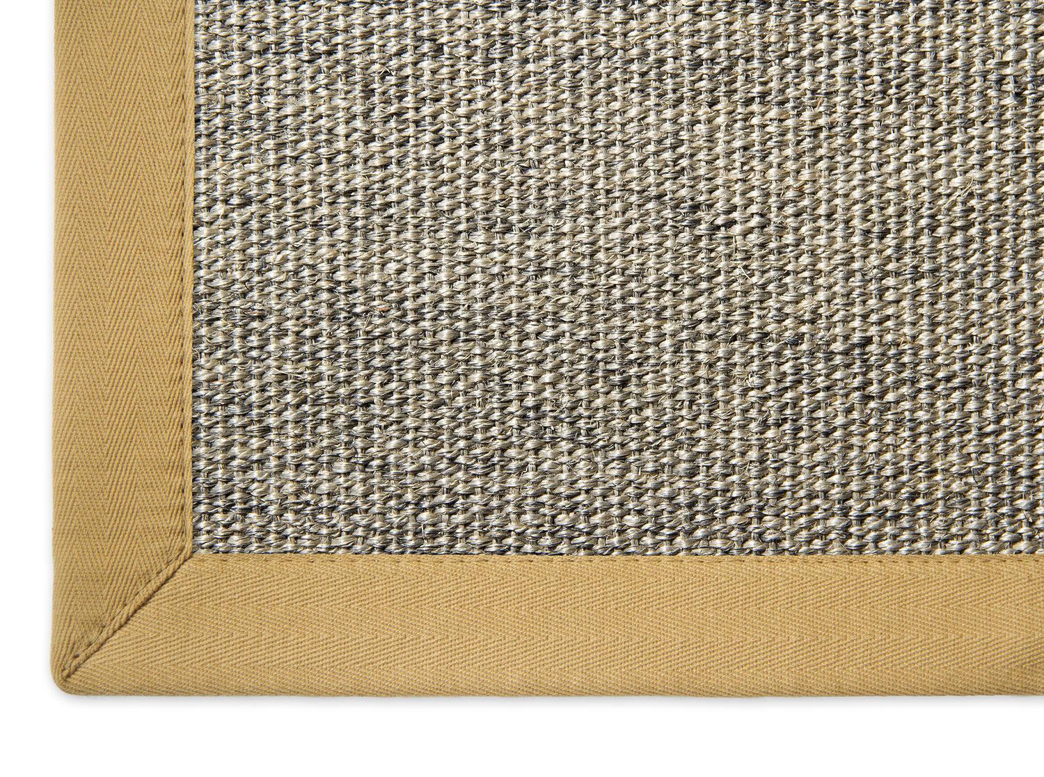 sisal teppich acapulco gekettelt global carpet. Black Bedroom Furniture Sets. Home Design Ideas